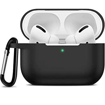 Coque AirPods PROKENZO Logo Protection Coque en Silicone Anti Choc Compatible Android Apple iPhone AirPods PRO
