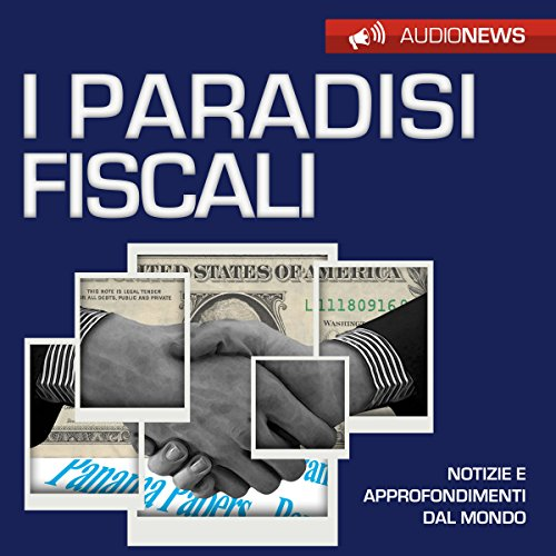 I paradisi fiscali audiobook cover art