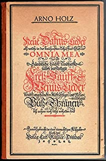 Neue Dafnis-Lieder als welche in des berテシhmbten Schテ、ffers Dafnis Omnia Mea, das ist Sテ、mtliche hテカchst sテシndhaffte sテ、lbst verfテ、rtigte Freテ-, Sauff- & Venus-Lieder benebst angehテ、nckten Auffrichtigen und R