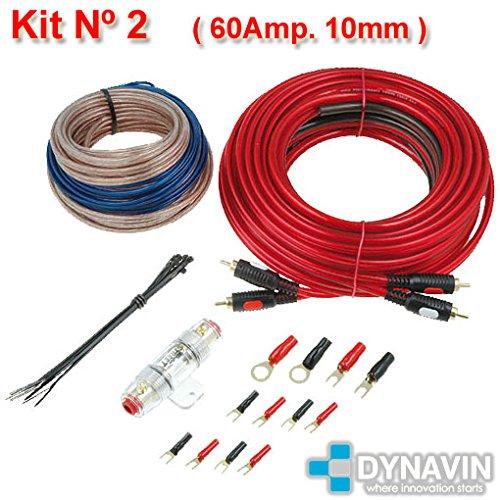 KIT 2 - Kit de instalación, juego de cables para instalar