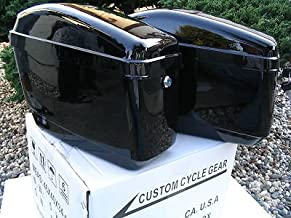 Best honda motorcycle saddlebags Reviews