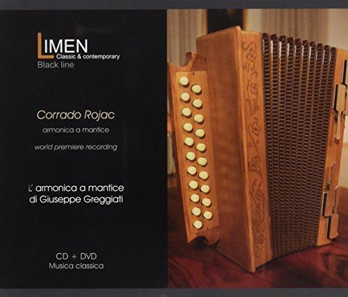 Greggiati : L'armonica a mantice di Giuseppe Greggiati [Audio CD] Divers and Rojac Corrado (Armonica A Matice)