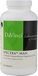 DaVinci Laboratories of Vermont Spectra Man, 240 Count