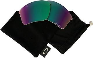 Original Flak Jacket XLJ OO9009 Replacement Lenses For Men For Women+BUNDLE with Oakley Microfiber Cloth Bag