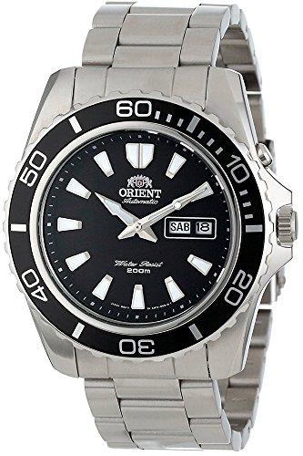 Orient Reloj Analogico para Hombre de Automático con Correa en Acero Inoxidable FEM75001BV