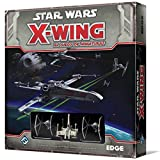 Fantasy Flight Games- Star Wars X-Wing Caja Basica, Color, 32.5 x 25.7 x 6.1 (Edge Entertainment EDGSWX01)
