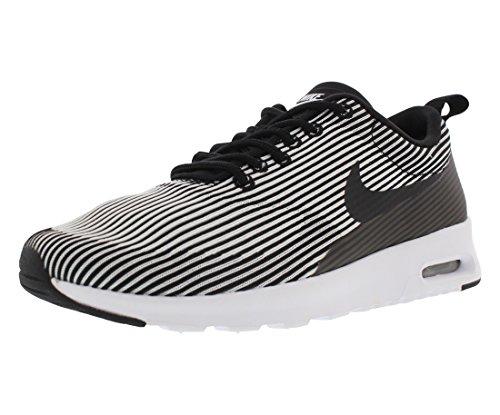 Nike Air MAX Thea Jacquard Wmns 718646, Zapatillas Mujer, Negro (Black 718646/003), 38 EU