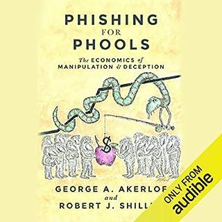 Phishing for Phools audiobook cover art