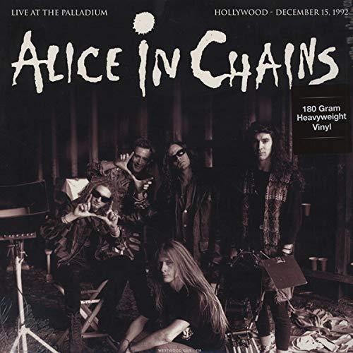 Live at the Palladium Hollywood 1992 - W [VINYL]