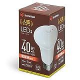 アイリスオーヤマ LED電球 人感センサー付 口金直径26mm 40形相当 電球色 LDR6L-H-SE25