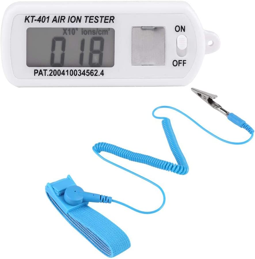 Air Ion Recommendation Tester Rapid rise 1 PCS Counter Car Mini Meter for