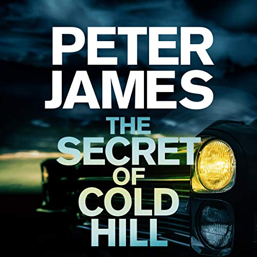 The Secret of Cold Hill audiobook cover art