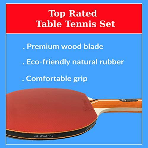 JP WinLook Raquettes de tennis de...