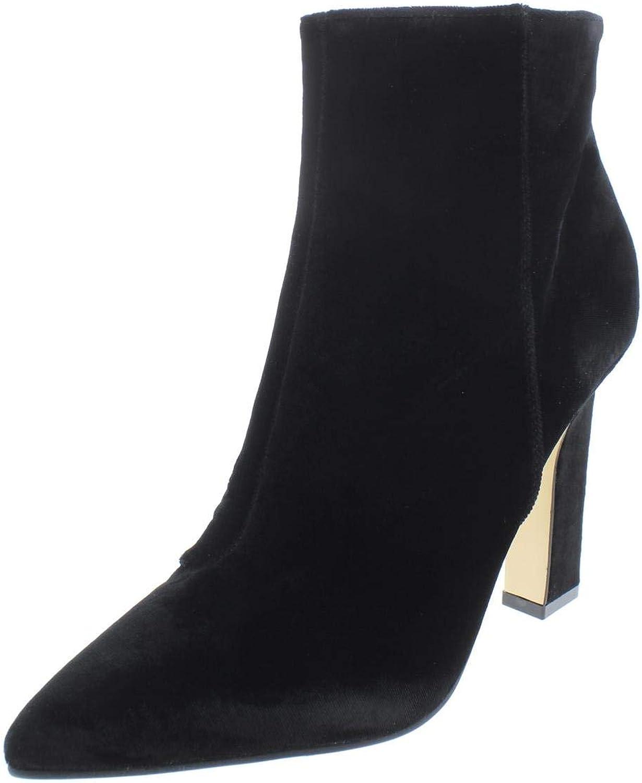 Marc Fisher Fisher Fisher kvinnor Mayae2 sammet Ankle Booslipss  för att ge dig en trevlig online shopping