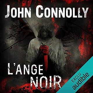 Page de couverture de L'Ange noir