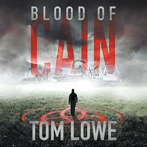 Blood of Cain audiobook cover art
