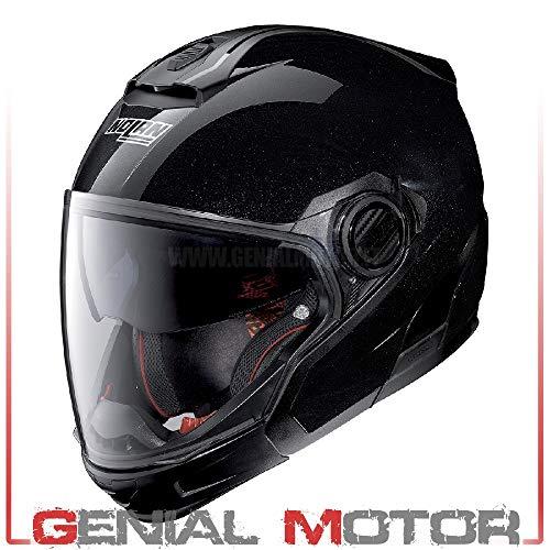 Nolan N40-5 GT SPECIAL N-COM METAL BLACK XXS