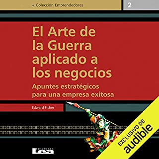 El arte de la guerra aplicado a los negocios [The Art of War Applied to Business] audiobook cover art