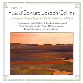 Music of Edward Collins, Vol. V