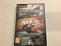 Pccd war pack (silent hunter 5 + il-2 cliffs of dover + heroes over europe) (eu)
