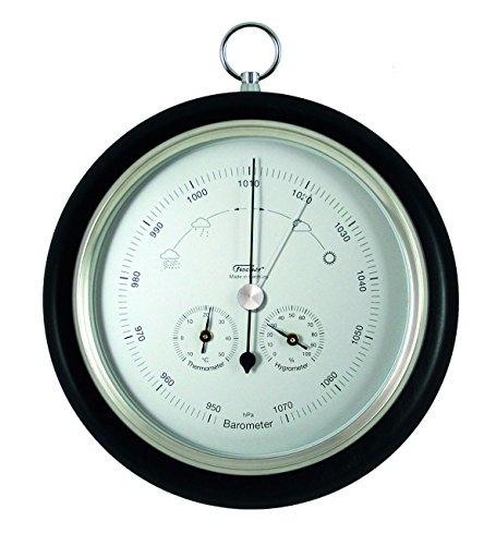 fischer Barometer, Holz, Mehrfarbig, Einheitsgröße