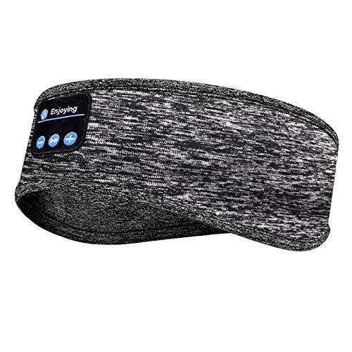 Sleep Headphones Bluetooth Headband, Wireless Sports Headband Headphones with Thin Speakers, Sleep...