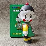 ドラゴンボール餃子手作りおもちゃの銅像のモデルデスクトップ装飾、16CMについてPVCコレクションクラフトデコレーションギフト身長 GFLNB