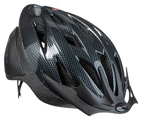 Schwinn Thrasher Bike Helmet, Lightweight Microshell Design, Adult,...