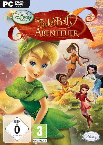 Disney fairies: TinkerBell's Abenteuer