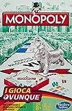 Hasbro Monopoly - Travel, Gioco in Scatola [Versione Italiana]
