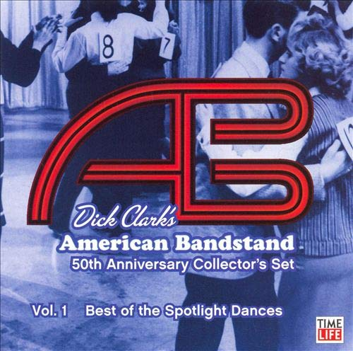 Time-life Dick Clark's American Bandstand Vol.1 Best of the Spotlight Dancers