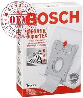 Best bosch compact plus vacuum bags Reviews