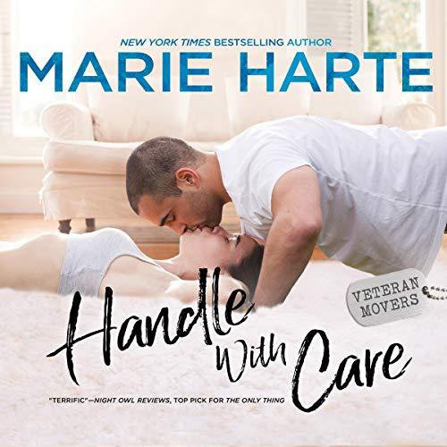 Diseño de la portada del título Handle with Care