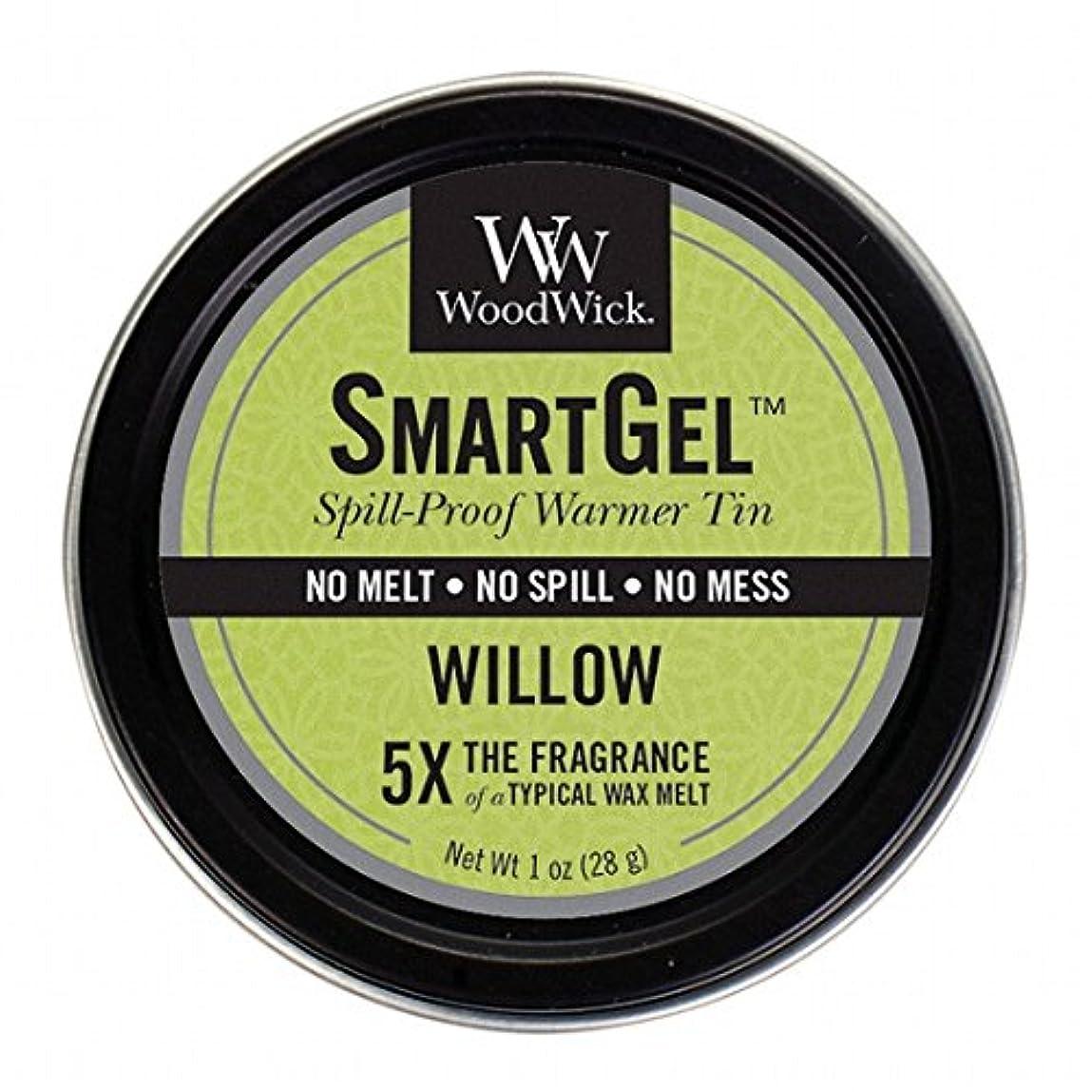 グラフィックレビュー急いでWoodWick(ウッドウィック) Wood Wickスマートジェル 「 ウィロー 」W9630525(W9630525)