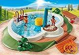 Playmobil 9422 Family Fun - Piscina con ducha