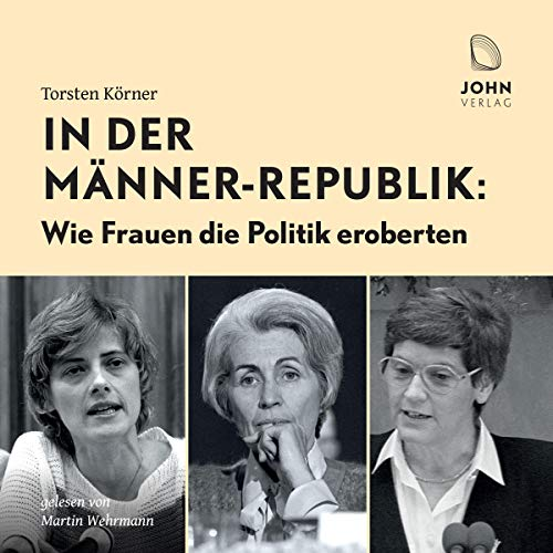 In der Männerrepublik audiobook cover art