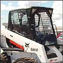 All Weather Enclosure Replacement Door Skid Steer Loaders G Series Bobcat 873 S300 S250 751 S70 T190 S175 A220 S330 S205 753 883 S130 S160 A300 S150 763 S185 S100 863 553 963 T200 S220 773