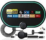 Best indoor tv antenna for rural area - QeeFant TV Antenna, Indoor Amplified Digital HDTV Antenna Review