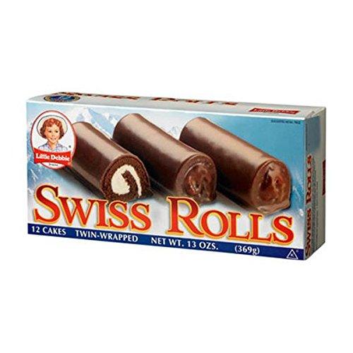 Little Debbie Swiss Cake Rolls, 13 oz