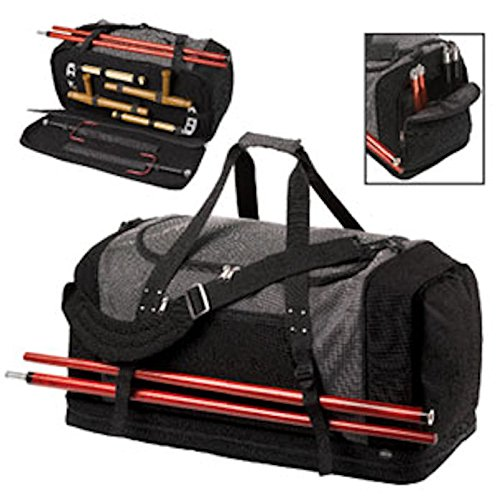 Martial Arts Weapons Bag Size Large Color Black/Blue