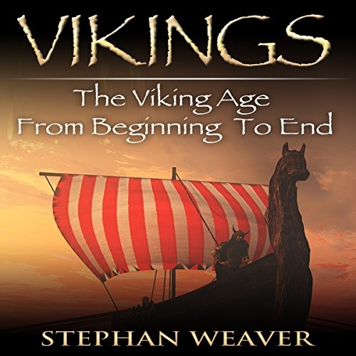 Vikings: A Concise History of the Vikings                   By:                                                                                                                                 Stephan Weaver                               Narrated by:                                                                                                                                 Mike Norgaard                      Length: 1 hr and 21 mins     1 rating     Overall 3.0