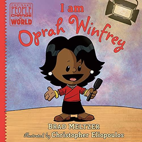 Bargain Audio Book - I Am Oprah Winfrey