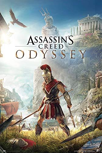 Erik® - Poster Assasins Creed Odyssey One Sheet