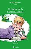 El ataque de la cucaracha gigante (ebook) (Castellano - A PARTIR DE 10 AÑOS - ALTAMAR)