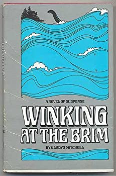 Hardcover Winking at the Brim Book