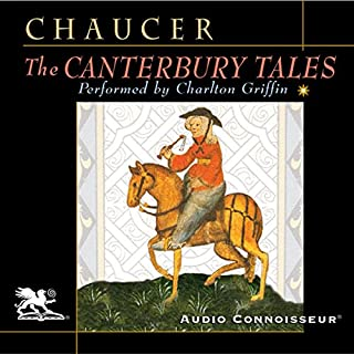 The Canterbury Tales [Audio Connoisseur] cover art