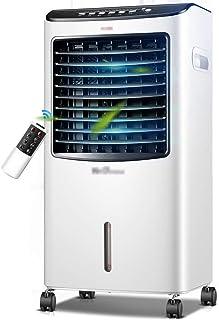 Zichen Air cooler Aire Acondicionado Ventilador de calefacción y refrigeración de Doble Uso 3 Archivos casa móvil Ajustable 8L Dormitorio Cocina Sala de Estar refrigeración calefacción Ventilador