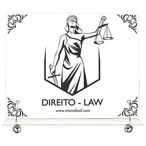 Suporte para Livro com Prendedor de Página Direito Law