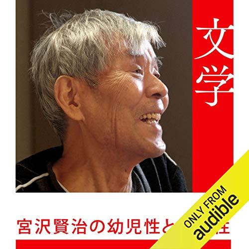 『宮沢賢治の幼児性と大人性』のカバーアート