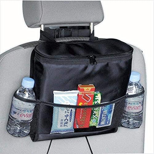 CARMAE Bolsa de almacenamiento de aislamiento multifunción para asiento de coche, con múltiples bolsillos para coche, SUV, camión, minivan